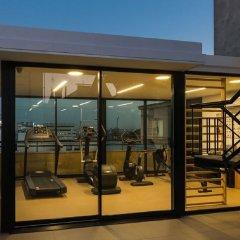 Отель MIRAPARQUE Лиссабон фитнесс-зал