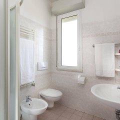 Отель Residence Hotel Piccadilly Италия, Римини - отзывы, цены и фото номеров - забронировать отель Residence Hotel Piccadilly онлайн ванная