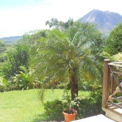 Отель Arenal Tropical Garden Эль-Кастильо балкон