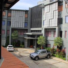 Отель Dinar Lodge пляж Банг-Тао фото 2