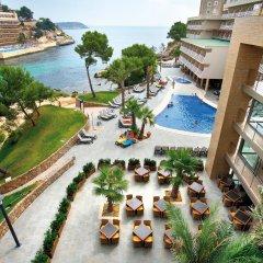Отель Occidental Cala Vinas пляж