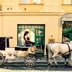 Отель Hastal Old Town Прага городской автобус