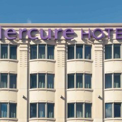 Отель Mercure Hotel Brussels Centre Midi Бельгия, Брюссель - отзывы, цены и фото номеров - забронировать отель Mercure Hotel Brussels Centre Midi онлайн бассейн фото 3