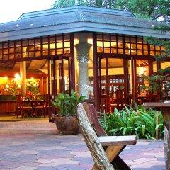 Отель Golden Beach Resort питание фото 2