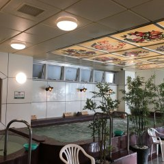 Отель Capsule and Sauna New Century Япония, Токио - отзывы, цены и фото номеров - забронировать отель Capsule and Sauna New Century онлайн интерьер отеля