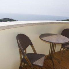 Гостиница Эрпан в Гаспре отзывы, цены и фото номеров - забронировать гостиницу Эрпан онлайн Гаспра балкон