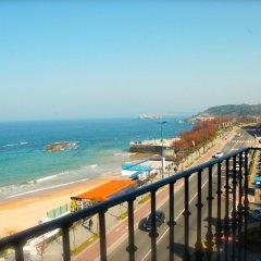 Hotel Silken Rio Santander балкон