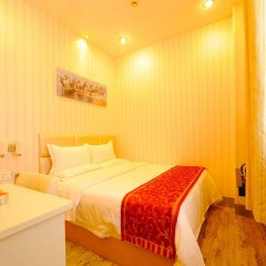 Отель Youth Sunshine Hou Bin Branch Китай, Сямынь - отзывы, цены и фото номеров - забронировать отель Youth Sunshine Hou Bin Branch онлайн комната для гостей фото 2
