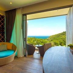 Отель Crest Resort & Pool Villas комната для гостей фото 2