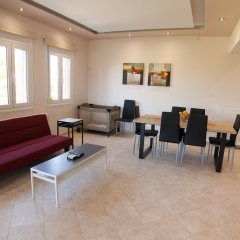 Отель Groundfloor Luxury Villa Heraklion Crete