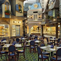 Отель Paris Las Vegas питание фото 3