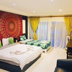 Thai Classic Hotel комната для гостей фото 2