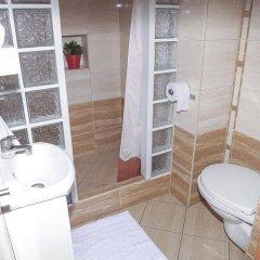 Отель Plac Rybaków Inn Польша, Сопот - 1 отзыв об отеле, цены и фото номеров - забронировать отель Plac Rybaków Inn онлайн ванная фото 2