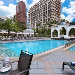Отель Istana Kuala Lumpur City Centre Малайзия, Куала-Лумпур - отзывы, цены и фото номеров - забронировать отель Istana Kuala Lumpur City Centre онлайн фитнесс-зал фото 2