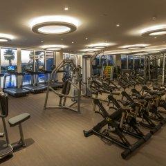 Radisson Blu Hotel Istanbul Ottomare фитнесс-зал фото 3