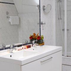 Отель Thon Residence Parnasse Бельгия, Брюссель - отзывы, цены и фото номеров - забронировать отель Thon Residence Parnasse онлайн ванная