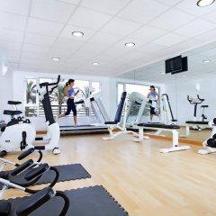 Hotel Albahia фитнесс-зал