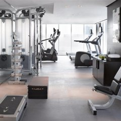 Отель Melia Dubai фитнесс-зал фото 2