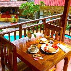 Отель Kantiang Oasis Resort And Spa Ланта питание
