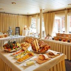 Отель Central Swiss Quality Sporthotel Швейцария, Давос - отзывы, цены и фото номеров - забронировать отель Central Swiss Quality Sporthotel онлайн питание фото 3