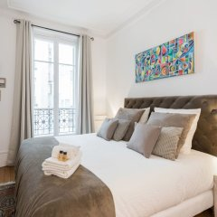 Отель SoChic Suites Paris Quartier Latin комната для гостей фото 3