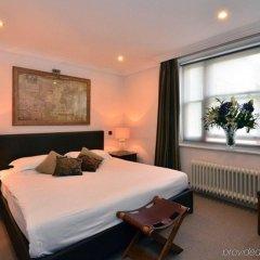 Отель Commodore Лондон комната для гостей фото 4