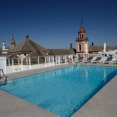 Отель Fernando III Испания, Севилья - отзывы, цены и фото номеров - забронировать отель Fernando III онлайн бассейн фото 2