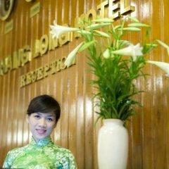 Thang Long 1 Hotel интерьер отеля фото 2