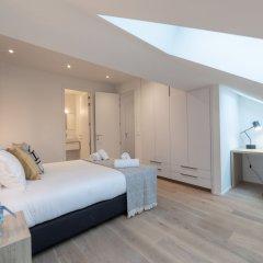 Апартаменты Sweet inn Apartment - Luxembourg Брюссель комната для гостей