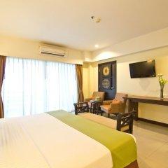 Golden Sea Pattaya Hotel комната для гостей фото 6