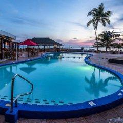 Отель Royal Decameron Club Caribbean Resort - ALL INCLUSIVE Ямайка, Монастырь - отзывы, цены и фото номеров - забронировать отель Royal Decameron Club Caribbean Resort - ALL INCLUSIVE онлайн бассейн фото 2
