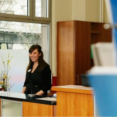 Отель acama Hotel & Hostel Kreuzberg Германия, Берлин - 1 отзыв об отеле, цены и фото номеров - забронировать отель acama Hotel & Hostel Kreuzberg онлайн интерьер отеля