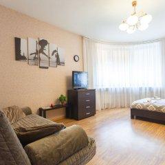 Апартаменты Comfort Apartment Budapeshtskaya 7 Санкт-Петербург комната для гостей
