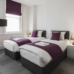 Отель Smart Stay Swiss Cottage комната для гостей фото 5