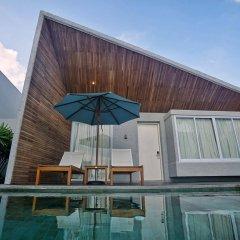 Отель Celes Beachfront Resort Самуи бассейн