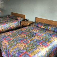 Отель Budget Motel США, Лос-Анджелес - отзывы, цены и фото номеров - забронировать отель Budget Motel онлайн комната для гостей фото 2