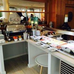Отель Arthotel ANA Munich Messe питание