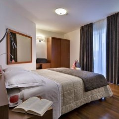 Отель Lo Zodiaco Италия, Абано-Терме - отзывы, цены и фото номеров - забронировать отель Lo Zodiaco онлайн комната для гостей фото 3