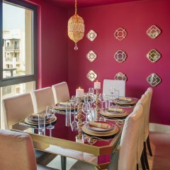 Апартаменты Dream Inn Dubai Apartments - Kamoon питание фото 3