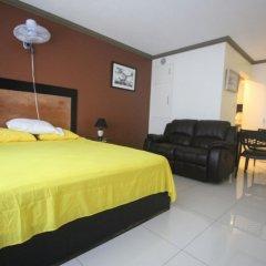 Отель High Tides Beach Studio Ямайка, Монтего-Бей - отзывы, цены и фото номеров - забронировать отель High Tides Beach Studio онлайн комната для гостей фото 2