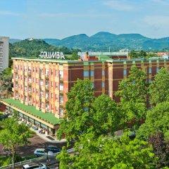 Отель Columbia Италия, Абано-Терме - отзывы, цены и фото номеров - забронировать отель Columbia онлайн фото 4