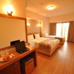 Grand Anzac Hotel Турция, Канаккале - отзывы, цены и фото номеров - забронировать отель Grand Anzac Hotel онлайн удобства в номере фото 2
