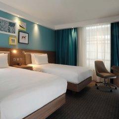 Отель Hampton by Hilton Belfast City Centre комната для гостей