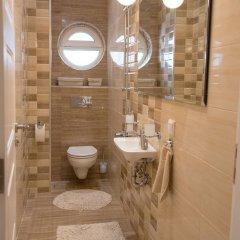 Отель The North Tower Apartment Болгария, София - отзывы, цены и фото номеров - забронировать отель The North Tower Apartment онлайн ванная фото 3