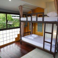 Отель Bed De Bell Hostel Таиланд, Бангкок - отзывы, цены и фото номеров - забронировать отель Bed De Bell Hostel онлайн детские мероприятия