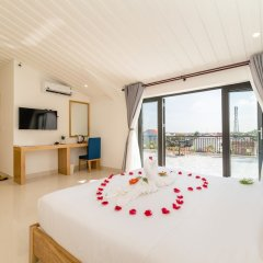 Отель Babylon Villa Хойан комната для гостей фото 3