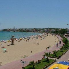 Saadet Турция, Алтинкум - 1 отзыв об отеле, цены и фото номеров - забронировать отель Saadet онлайн пляж