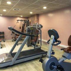 Отель Iberostar Albufera Playa фитнесс-зал