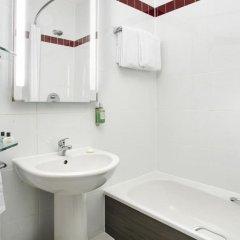 Отель Jurys Inn Liverpool Великобритания, Ливерпуль - отзывы, цены и фото номеров - забронировать отель Jurys Inn Liverpool онлайн ванная