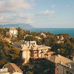 Отель Astor Hotel Италия, Генуя - 1 отзыв об отеле, цены и фото номеров - забронировать отель Astor Hotel онлайн балкон